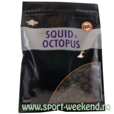 Dynamite Baits - Boilies Hi Attract Squid & Octopus 12mm - 1kg