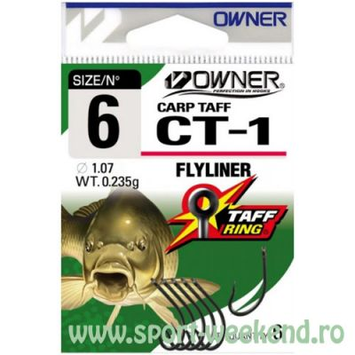 Owner - Carlig Carp Taff CT-1 nr.4