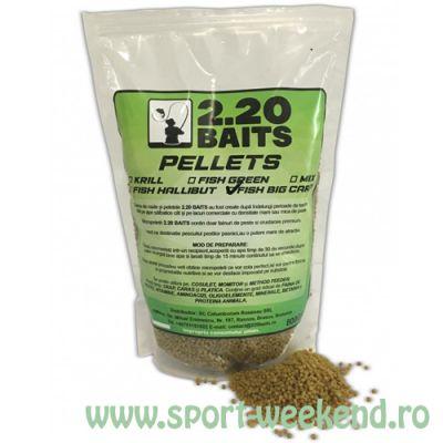 2.20 Baits - Micropelete Big Fish Carp 2mm