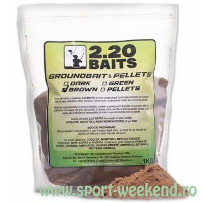 2.20 Baits - Nada Brown 1kg