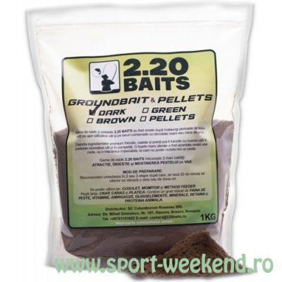 2.20 Baits - Nada Dark 1kg