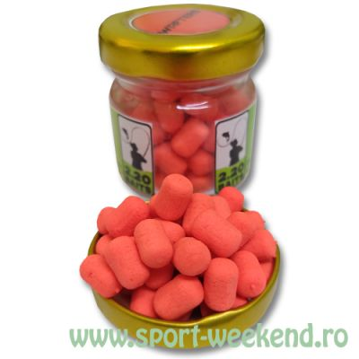 2.20 Baits - Wafters 10mm Cioco-Orange