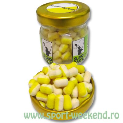 2.20 Baits - Wafters 6mm Cocos-Banane
