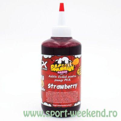 CPK - Aditiv Bagman pentru pungi PVA 250ml - Strawberry