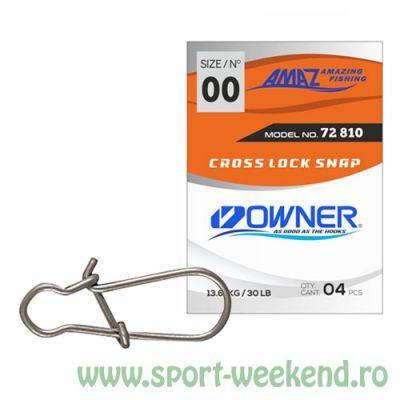 Amaz - Agrafa Owner 72802 nr.00/7kg