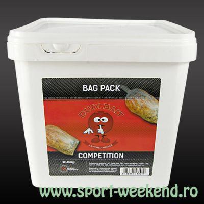 Dudi Bait - Bag Pack Competition