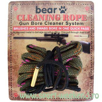 Bear - Cordon pentru curatat carabina cal. 5.6mm