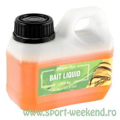 Benzar Mix - Aroma Bait Liquid 500ml - Ulei de Ficat