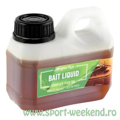 Benzar Mix - Aroma Bait Liquid 500ml - Ulei de Peste