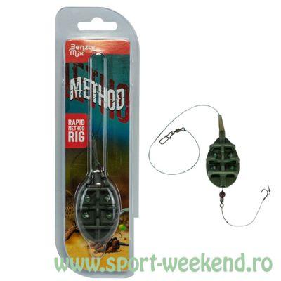 Benzar Mix - Rapid Method Rig 40g