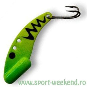 Berti - Cicada nr.1 - 5,2gr - cul. Green-Tiger