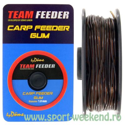 By Döme - Team Feeder Carp Feeder Gum 1,0mm - 10m