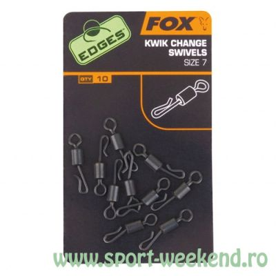 Fox - Edges Kwik Change Swivel