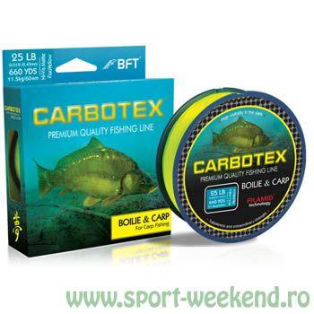 Carbotex - Fir Boilie&Carp 0,24mm - 650m - 8,55kg