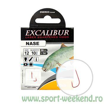 EnergoTeam - Carlige legate Excalibur Bolo Red nr.10