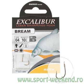EnergoTeam - Carlige legate Excalibur Bream Match nr.8
