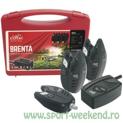 Carp Expert - Set Avertizor Brenta 3+1