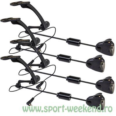 Carp Expert - Set swingere Pro LED 4
