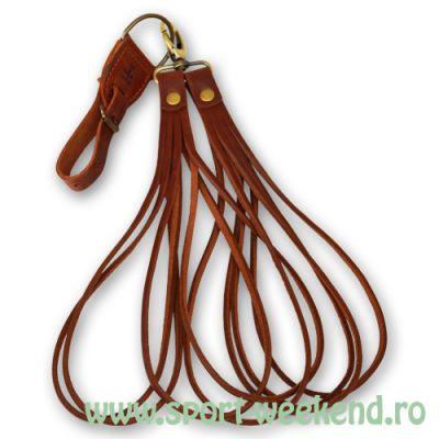 Tapel - Ciochinar prindere cu carabina - maro roscat