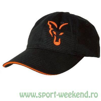 Fox - Sapca Black/Orange
