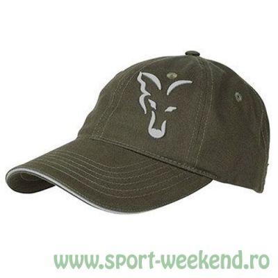 Fox - Sapca Green/Silver Baseball Cap