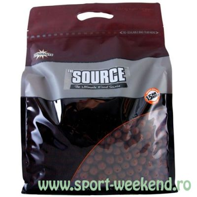 Dynamite Baits - Boilies The Source 15mm - 5kg