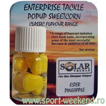 Enterprise Tackle - Porumb artificial Classic Flavour Range - Esterpineapple / galben
