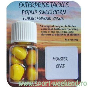 Enterprise Tackle - Porumb artificial Classic Flavour Range - Monster Crab / galben