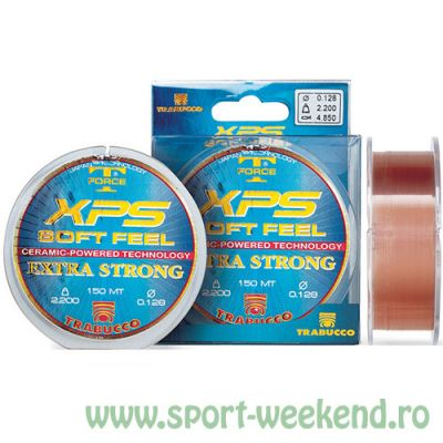 Trabucco - Fir XPS Soft Feel 0,12mm - 150m - 2,2kg