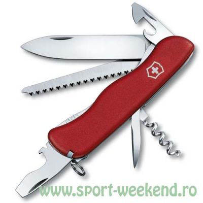 Victorinox - Briceag Forester Red