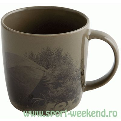 Fox - Cana Ceramica Scenic