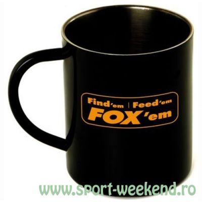 Fox - Cana Stainless Steel Mug