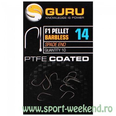 Guru - Carlige F1 Pellet nr.18
