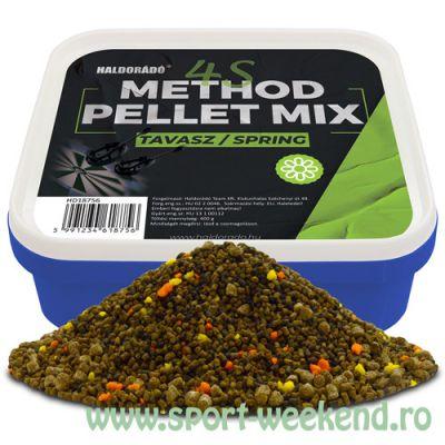 Haldorado - 4S Method Pellet Mix 400g - Primavara