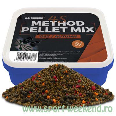 Haldorado - 4S Method Pellet Mix 400g - Toamna