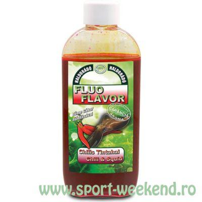 Haldorado - Aroma Fluo Flavor Chili si Sepie / Chili & Squid