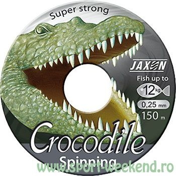 Jaxon - Fir Crocodile Spinning 0,18mm - 150m - 6kg