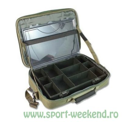 NGT - Geanta Box Case Tackle Bag