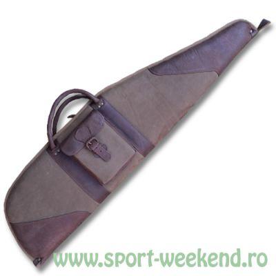 Nobil Hunting - Husa Arma Piele 115cm