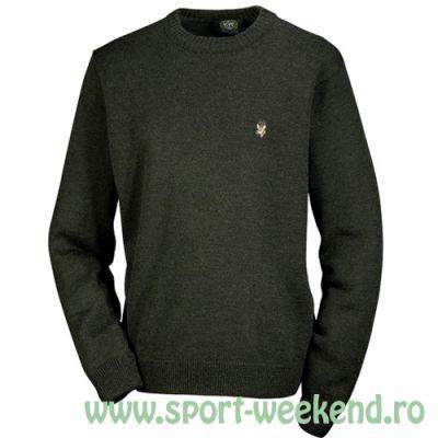 Orbis Trachten - Pulover tricotat cu broderie caprior nr.54