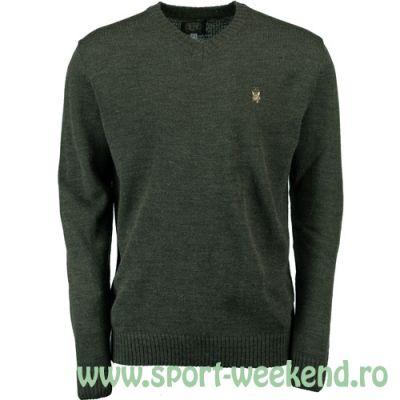 Orbis Trachten - Pulover tricotat cu broderie caprior nr.48