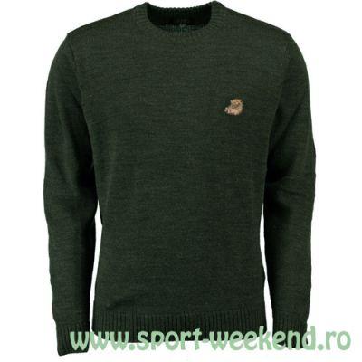 Orbis Trachten - Pulover tricotat cu broderie mistret nr.52