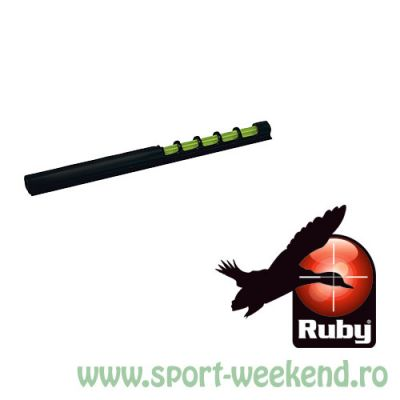 Roc Import - Ruby® Fibra optica verde - 71mm
