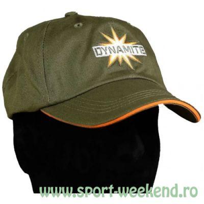 Dynamite Baits - Sapca Baseball Cap Green