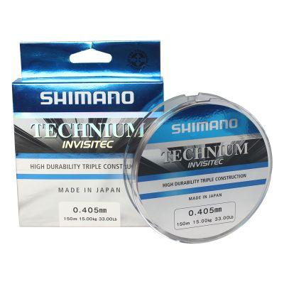 Shimano - Fir Technium Invisitec 0,185mm - 300m - 3,30kg