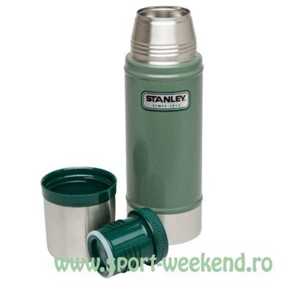 Stanley - Termos verde 0,47l