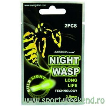 EnergoTeam - Starleti Night Wasp cu Bulb 3,0mm