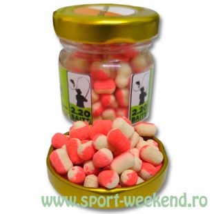 2.20 Baits - Wafters 6mm Cocos/Krill