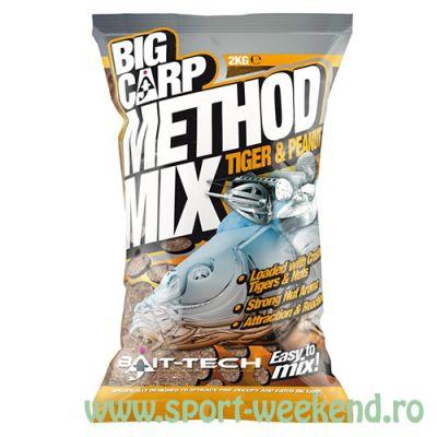 Bait-Tech - Nada Big Carp Method Mix Tiger and Peanut