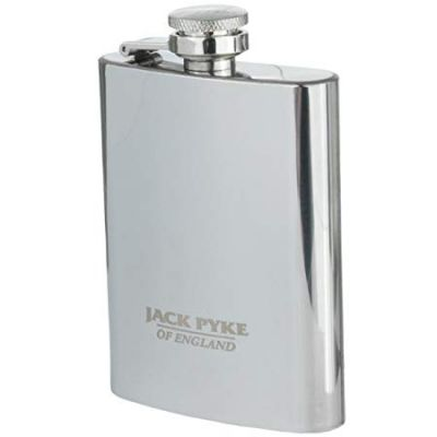 Jack Pyke of England - Hip Flask 170ml